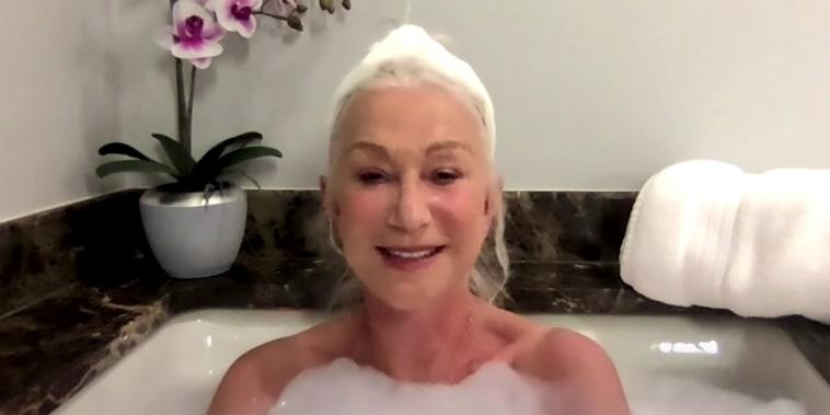 Helen Mirren on The Tonight Show Starring Jimmy Fallon