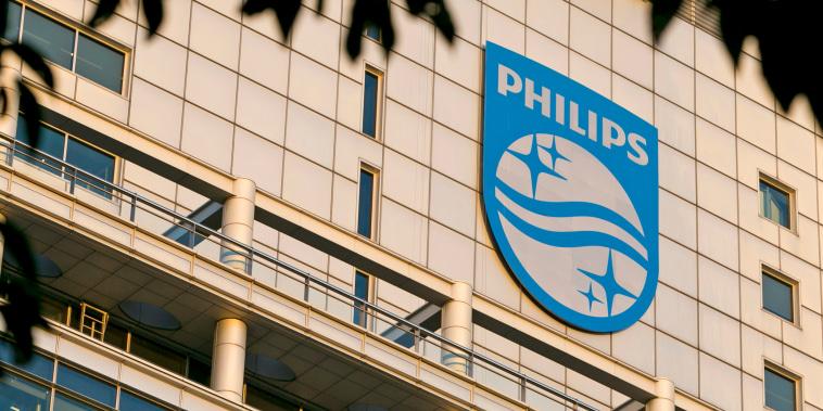 Philips headquarters in Amsterdam.