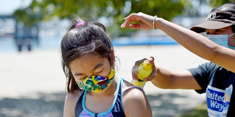 The heat is rising in Southern California this week and many are hitting the beach.
