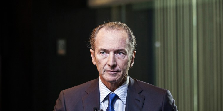 Image: Morgan Stanley CEO James Gorman