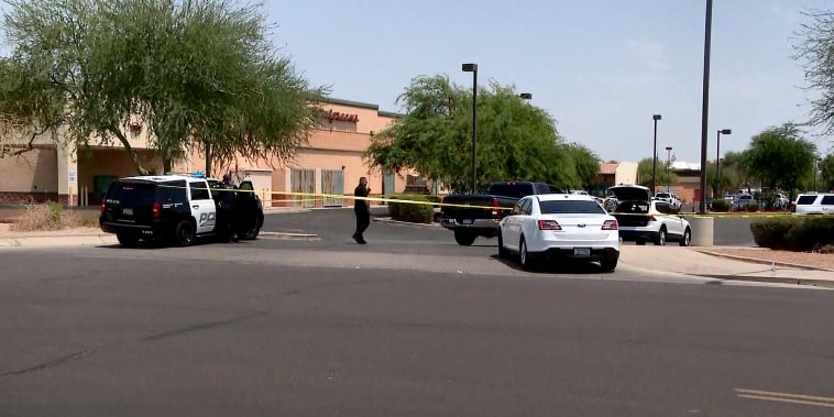 Nine people have been hospitalized after several reported shootings in the West Valley of Surprise, Ariz., officials said on June 17, 2021.