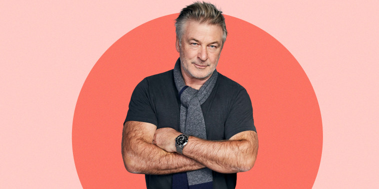 """Executive Producer Alec Baldwin poses for a portrait to promote the film \""""Beast Beast\"""" at the Music Lodge during the Sundance Film Festival on Jan. 25, 2020, in Park City, Utah."""