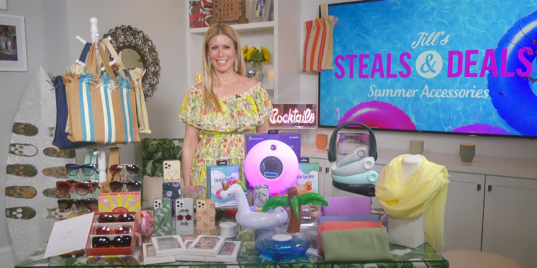 Jill Martin shares products to buy on Steals & Deals Broadcast
