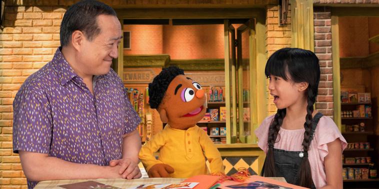 """""""Sesame Street"""" Muppet friends"""