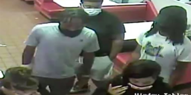 Image: Suspects
