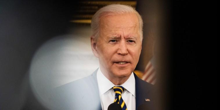 US President Joe Biden  COVID-19 response & vaccinations