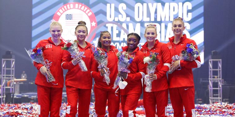 Image: 2021 U.S. Olympic Trials - Gymnastics - Day 4