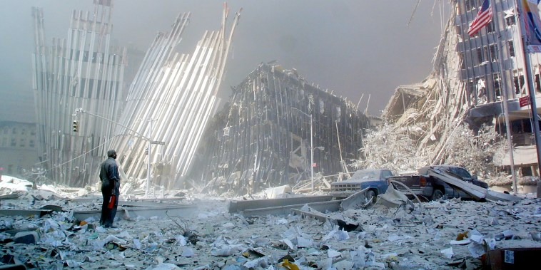 Image: Attack on New York