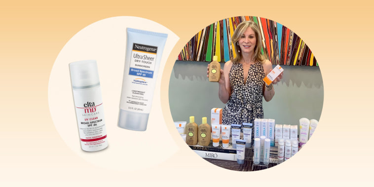 Debra Wattenberg shares best sunscreens to buy this summer on Broadcast and two sunscreens