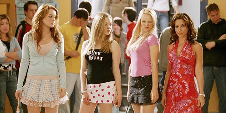 MEAN GIRLS 2004 Paramount Pictures film