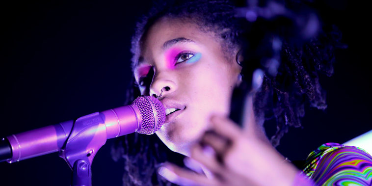 Willow Smith in December 2019