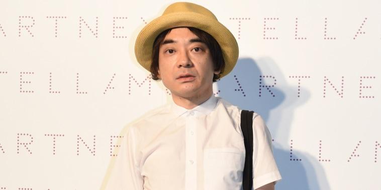 Keigo Oyamada in Tokyo in 2014.