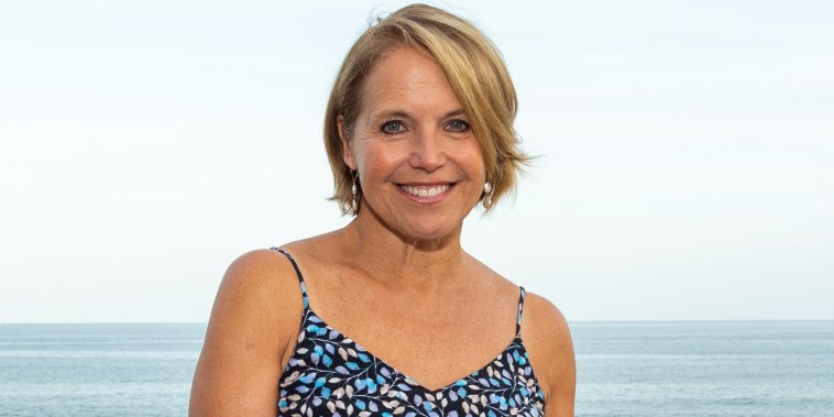 Katie Couric Hosts David Lynch Foundation's 15th Anniversary