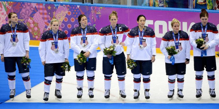Women's Ice Hockey Gold Medal Game