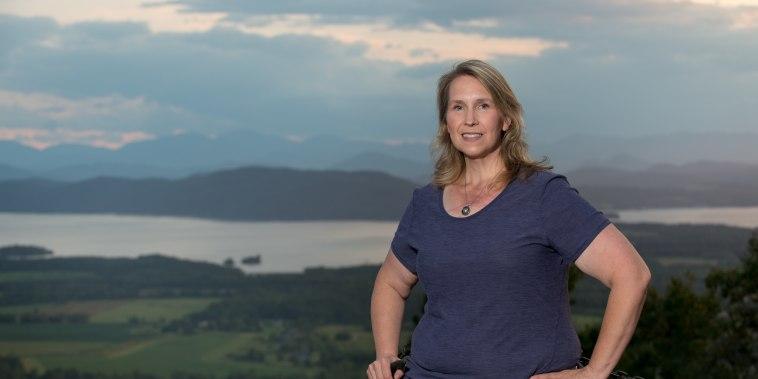 Author and adventurer Kara Richardson Whitely.