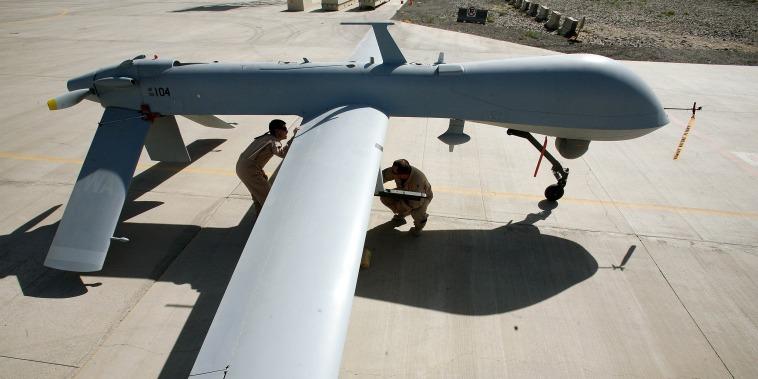Image: Predator Drones in Afghanistan