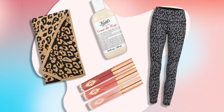 Illustration of different products by brands Celebrities love to buy, all on sale at Nordstrom
