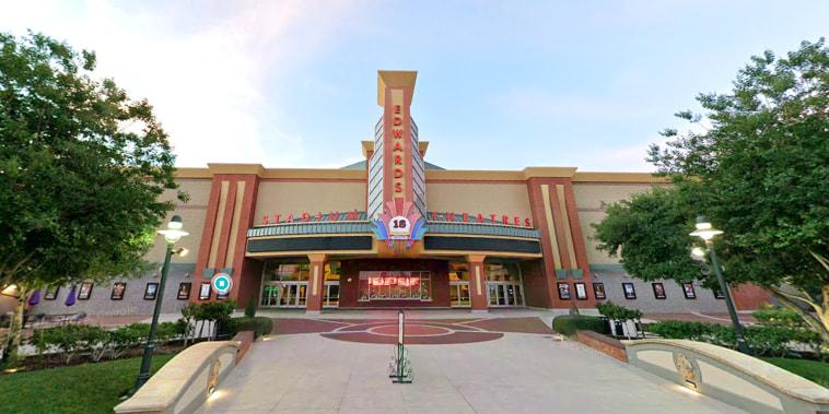 Edwards 18 theater in Corona, Calif.