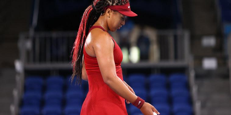 Image: Tennis - Women's Singles - Round 3