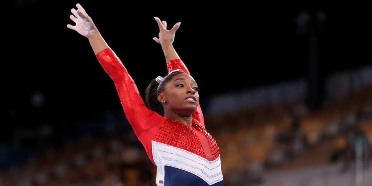 Image: Gymnastics - Artistic - Olympics: Day 4