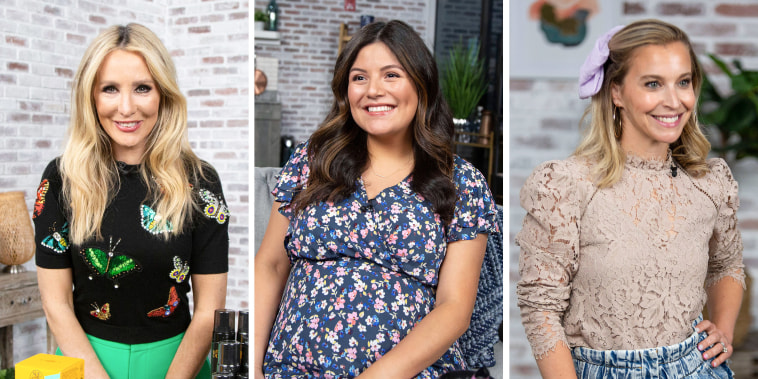 Chassie Post, Jenn Falik and Adrianna Brach on Shop All Day Today
