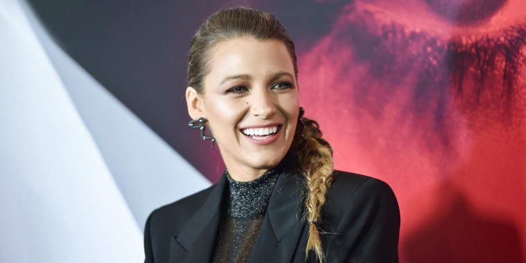 """Blake Lively attends the New York premier of """"A Simple Favor"""" at Museum of Modern Art"""