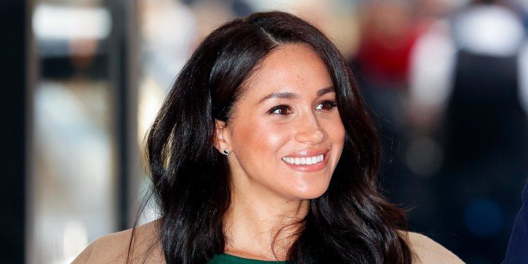 Meghan, Duchess of Sussex attends the WellChild awards at the Royal Lancaster