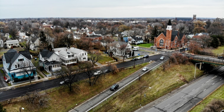 Locals hope that filling in Rochester's Inner Loop and replacing it with streets and walkways will reconnect neighborhoods destroyed by the interstate's construction.