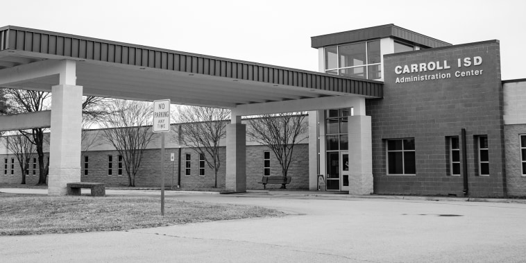 Carroll Administration Center in Southlake, Texas.