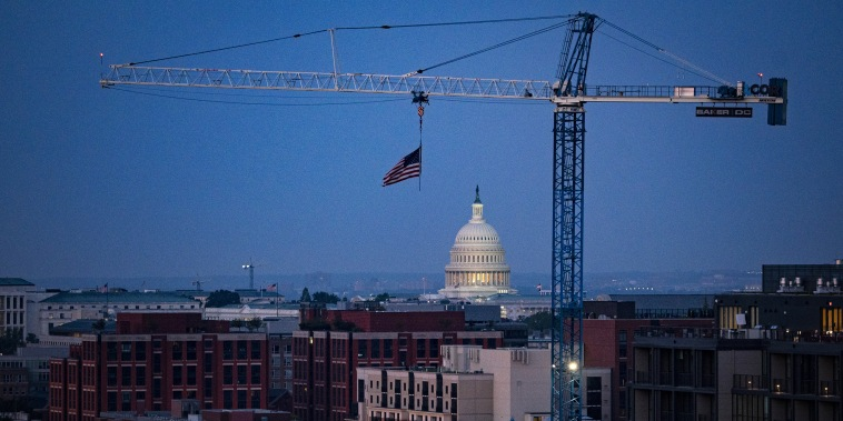 Senate Poised to Deliver Infrastructure Win For Biden's Agenda
