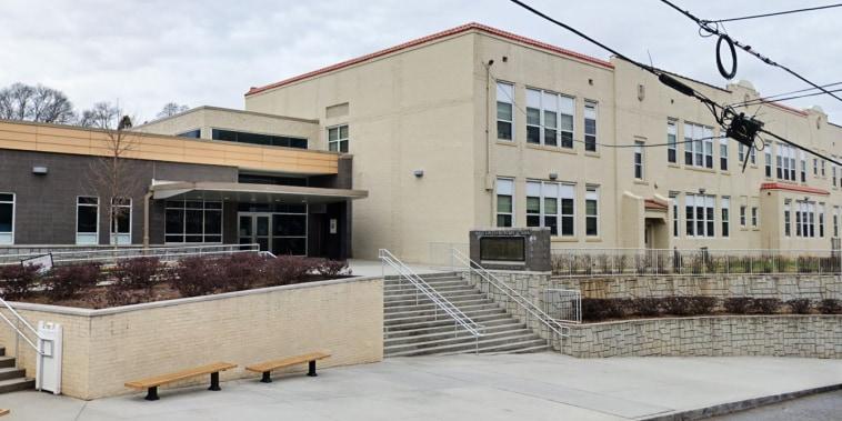 Mary Lin Elementary School in Atlanta.