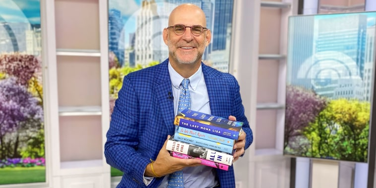 Harlan Coben on the 3rd Hour broadcast sharing best books to read