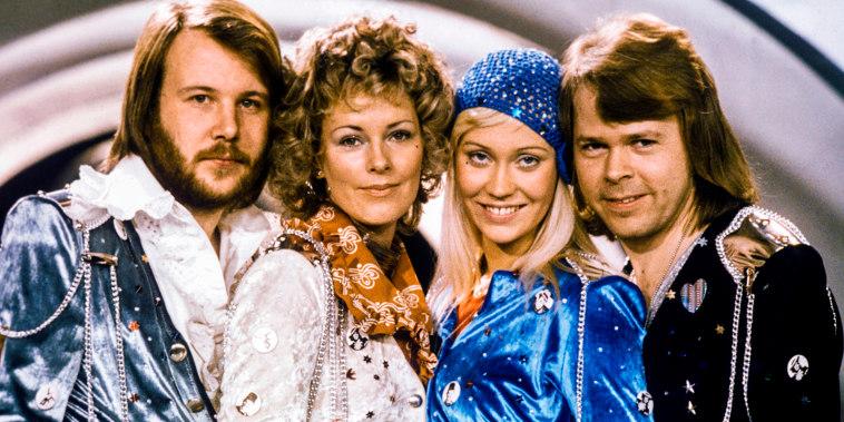 SWEDEN-MUSIC-ABBA