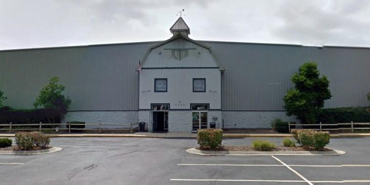 Image: Resolut Athletic Complex