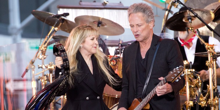 """Fleetwood Mac Performs On NBC's """"Today"""""""