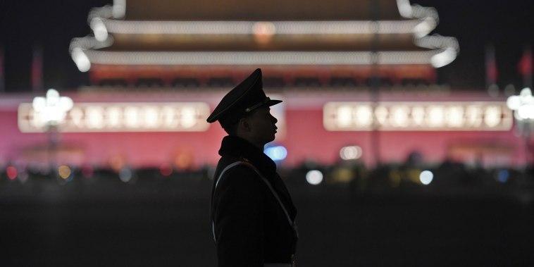 Image: Tiananmen Square Beijing