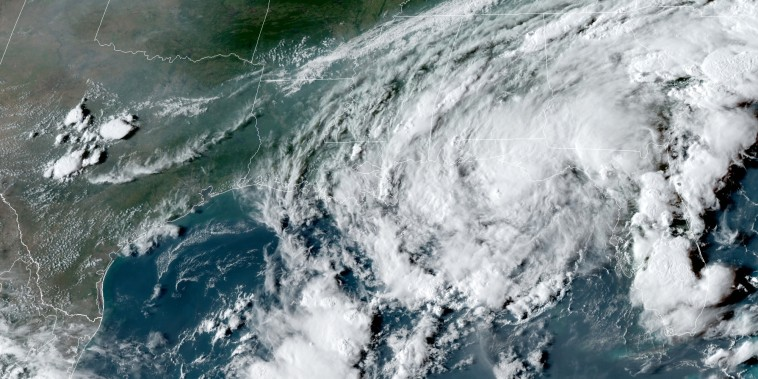 Image: Tropical Storm Mindy