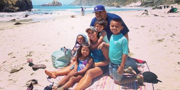 The Macias family