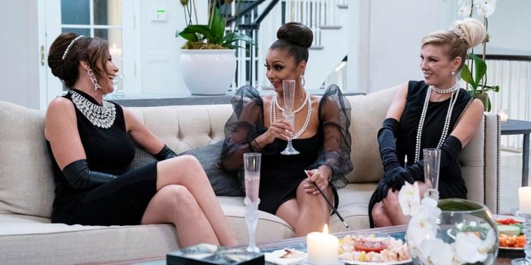 The Real Housewives of New York City Season 13: Luann de Lesseps, Eboni K. Williams, Ramona Singer