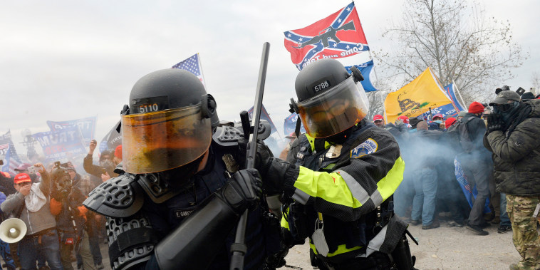 Image: January 6 US Capitol riot