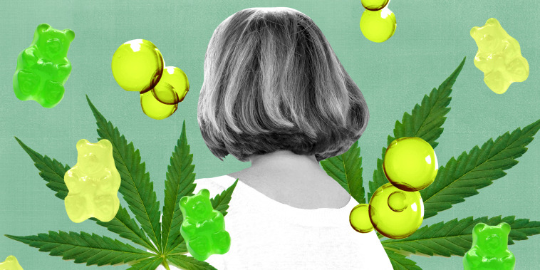 MENOPAUSE AND CANNABIS