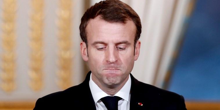 FRANCE-BURKINA FASO-POLITICS-DIPLOMACY