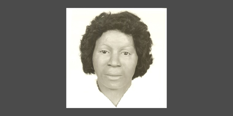 An artist impression of Clara Birdlong, a woman identified as the victim of now-deceased Samuel Little, the most prolific serial killer in U.S. history.
