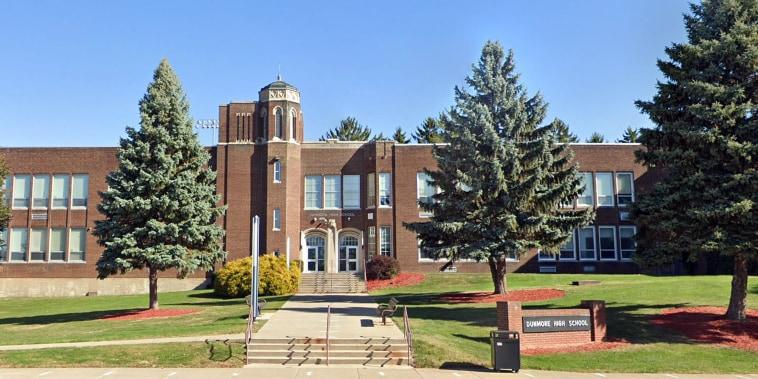 Image: Dunmore High School