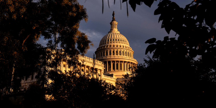 Image: The U.S. Capitol on Sept. 25, 2021.