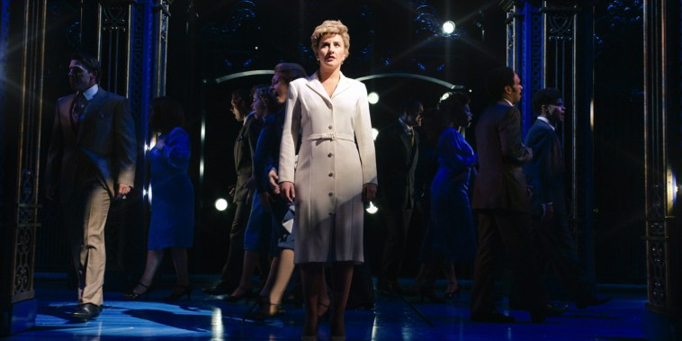 "Jeanne De Waal as Diana in \""Diana, The Musical\"" on Netflix."