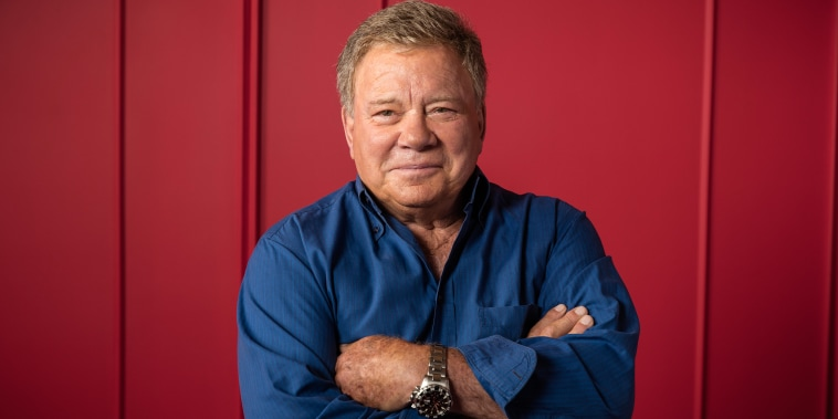 Image; WIlliam Shatner, NBCUniversal Press Tour Portraits