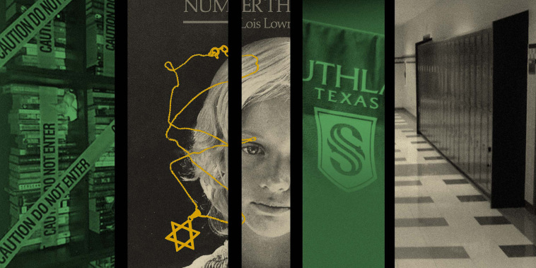 """Following an administrator's comments, teachers in Southlake, Texas, wondered if they would have to remove \""""Number the Stars\"""" by Lois Lowry or other historical novels that tell the story of the Holocaust from the perspective of victims."""