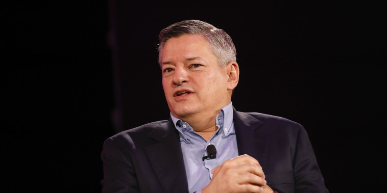 Image: Ted Sarandos, Key Speakers At 2019 Makers Conference