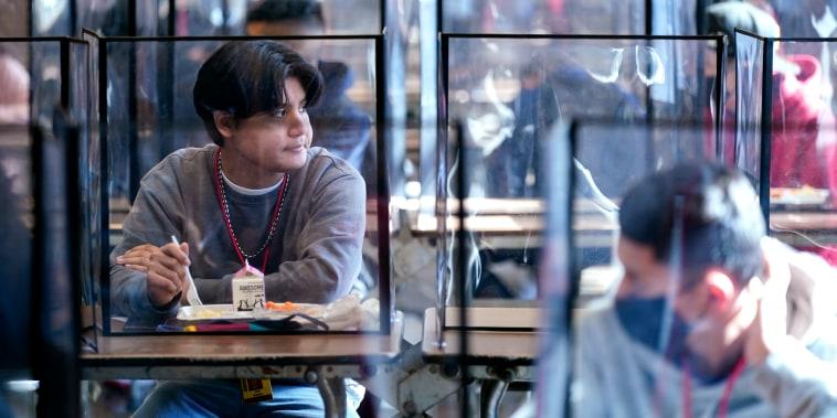Image: School Lunch